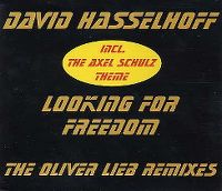 Cover David Hasselhoff - Looking For Freedom (The Axel Schulz Theme) [Remix]